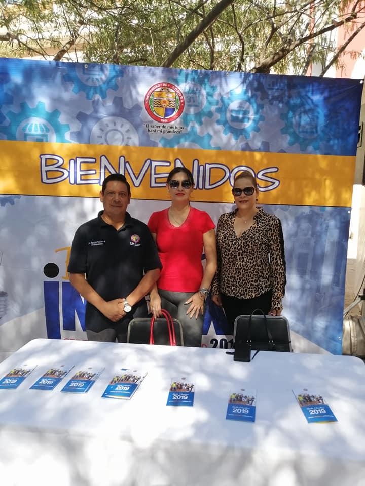 Participación en el Evento Somos Ciencia 2019