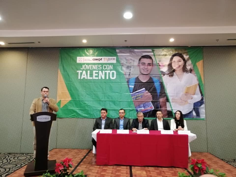 Convocatoria Jóvenes Con Talento 2019